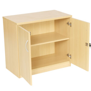 Interiors Desk High Storage