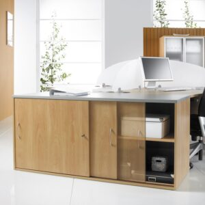 Hawk Desk High Storage