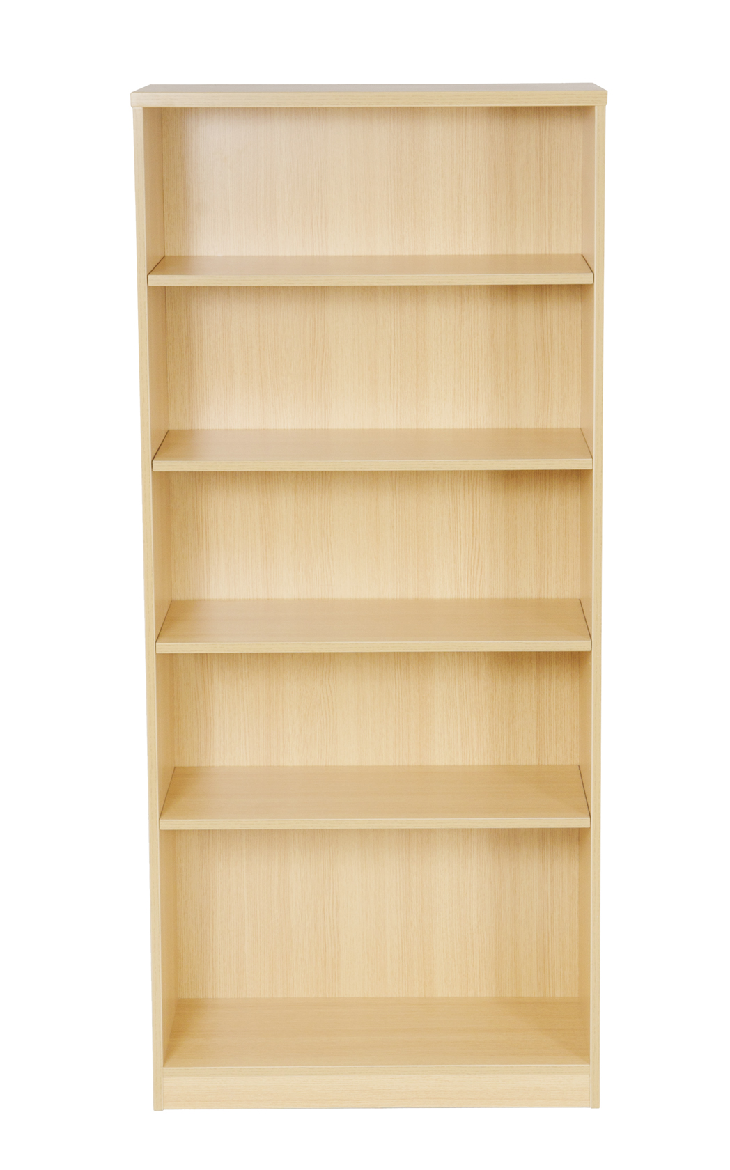 cecfaf09636 Tall Office Bookcase With 4 Shelves