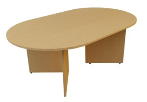 Arrowhead D end meeting table