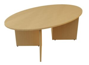 Arrowhead Oval meeting table