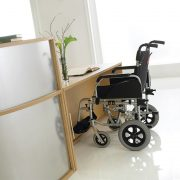 Reception Wheelchair DDA