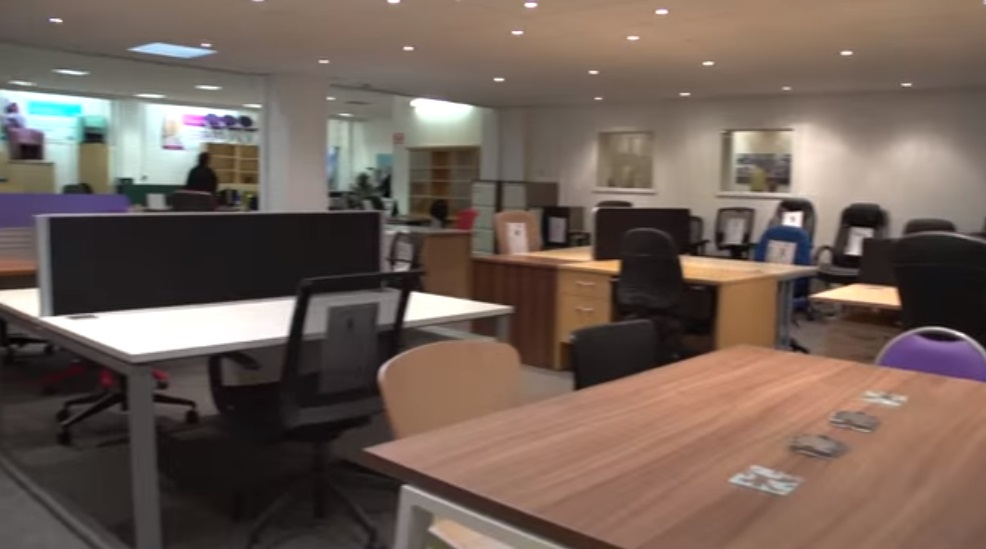 Buy Cheap Used Office Furniture Second Hand Desks