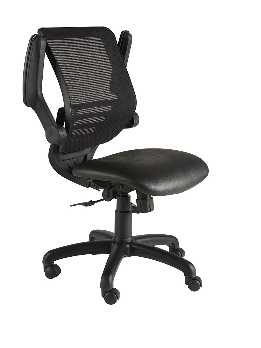 Mesh Back Chair Zp100 Somercotes Office Furniture Ltd