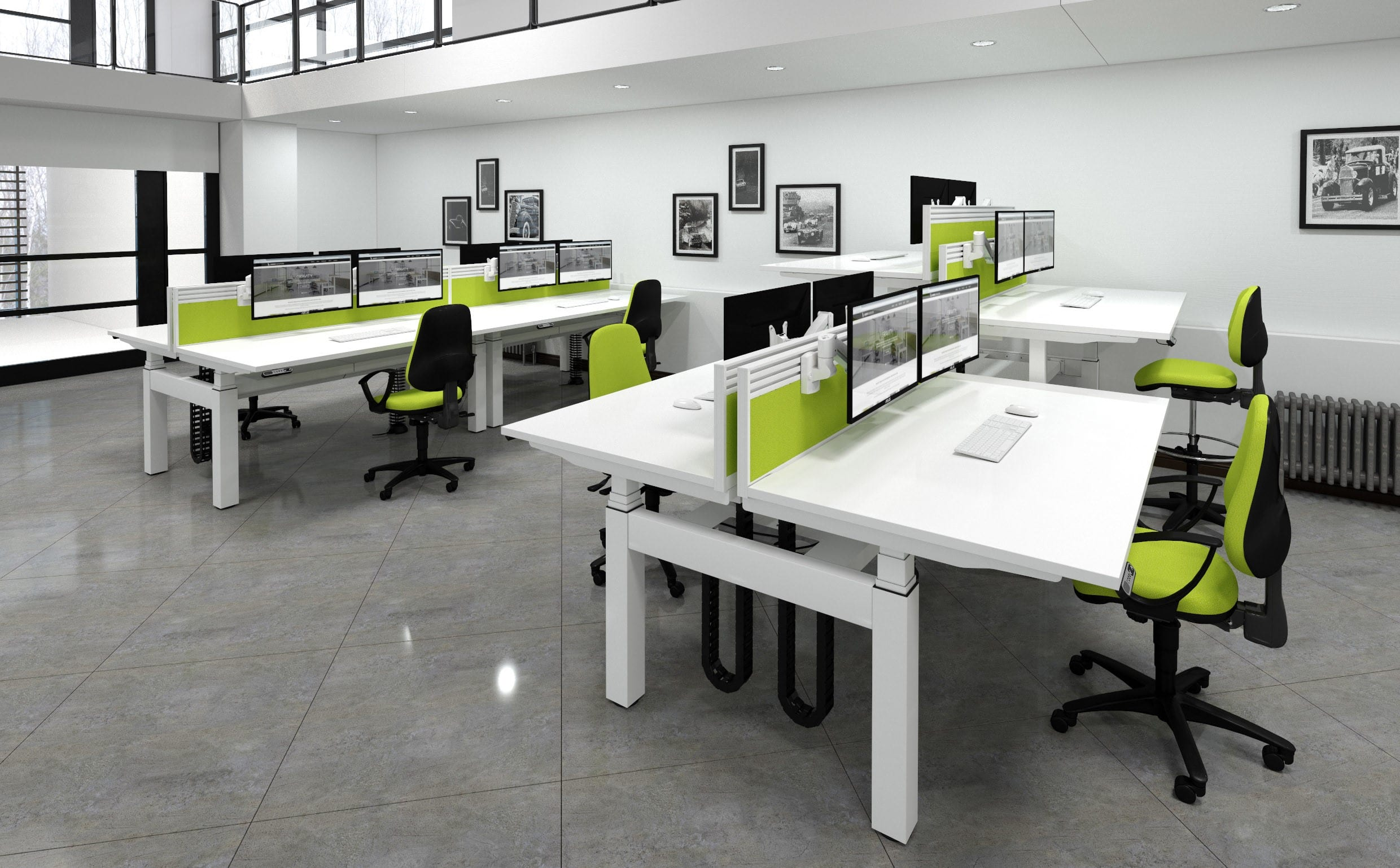 Modern Commercial Office Design