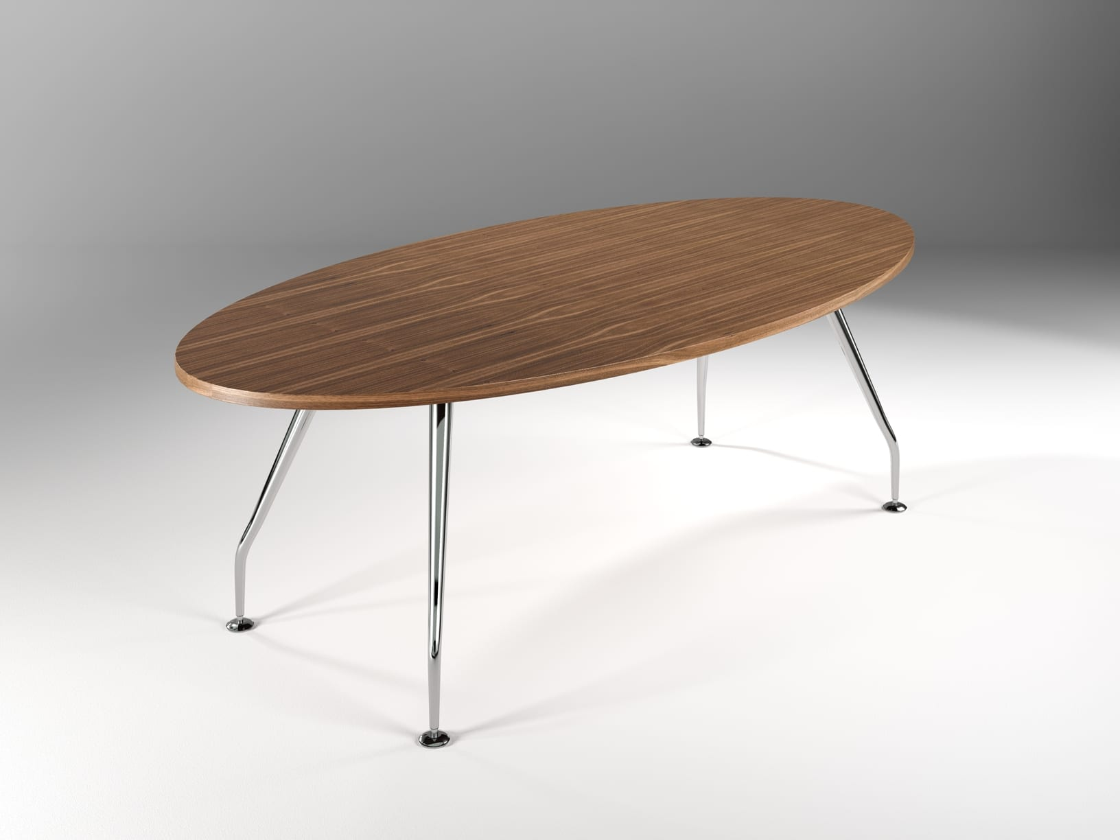 2400 OVAL TABLE – VIEW 1