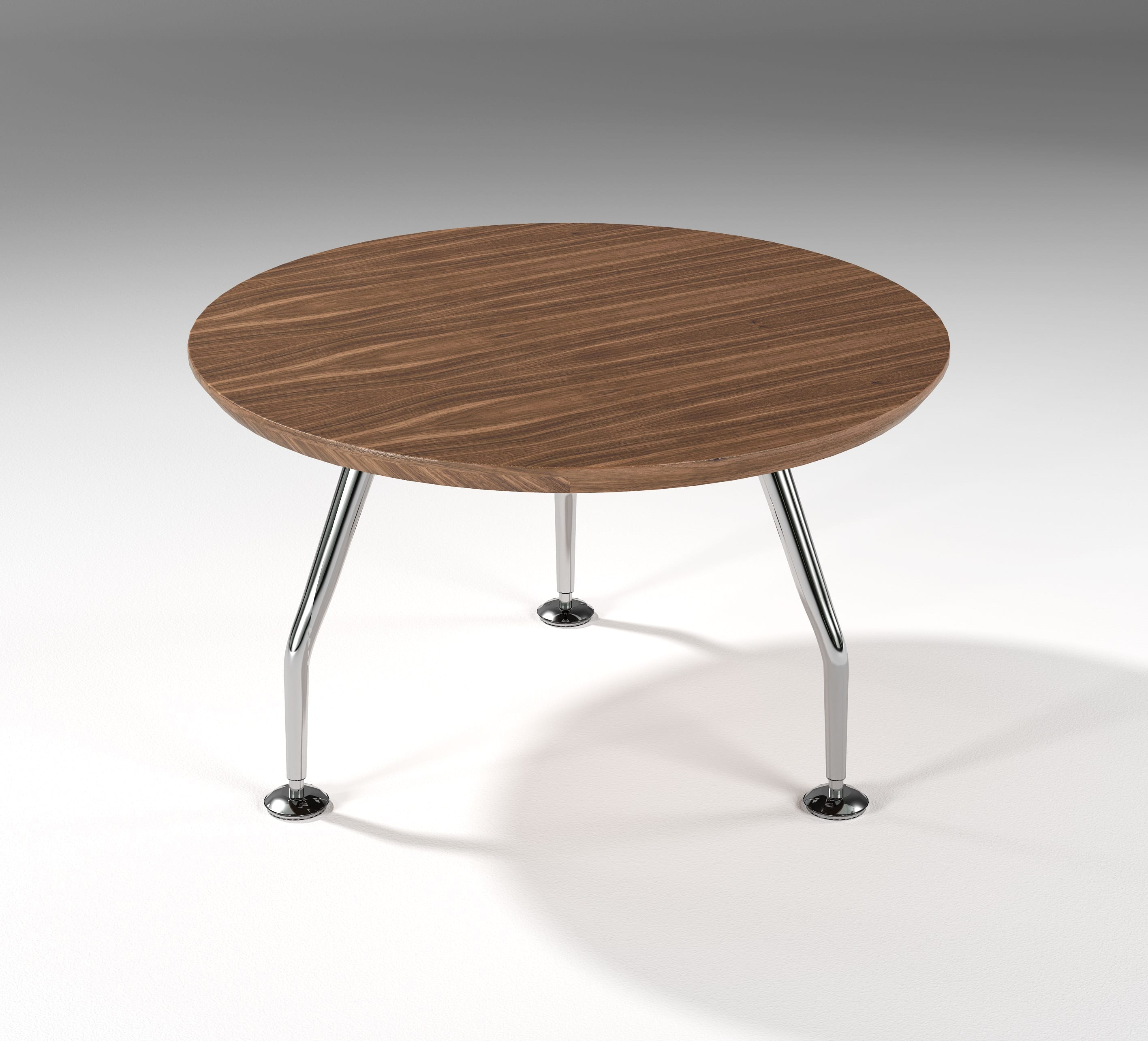 CIRCULAR COFFEE TABLE – VIEW 1A