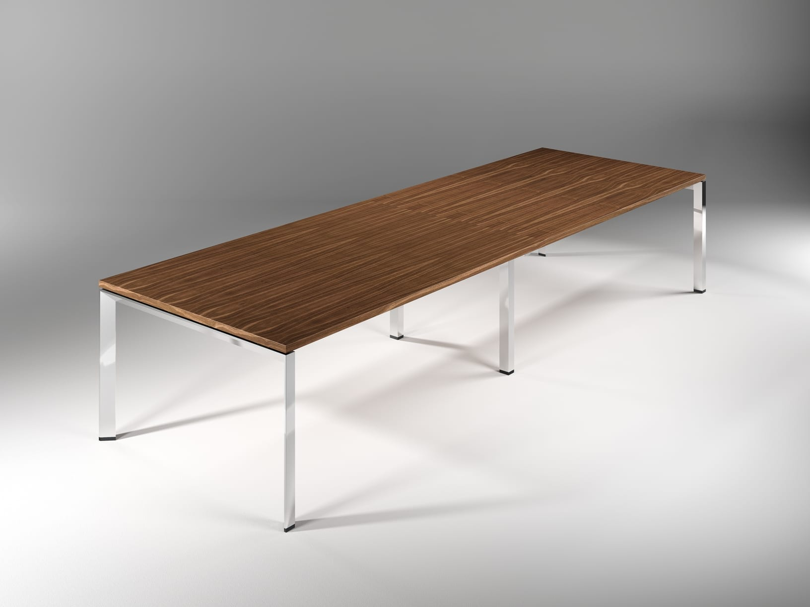 DAVOS CHROME – 3600 TABLE – VIEW 1