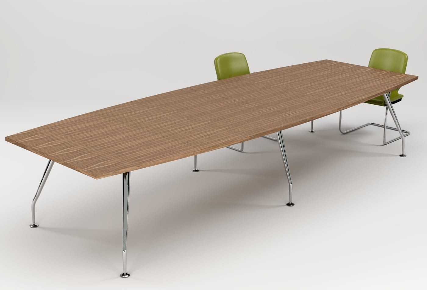 ZENITH BARREL MEETING TABLE – VIEW 1