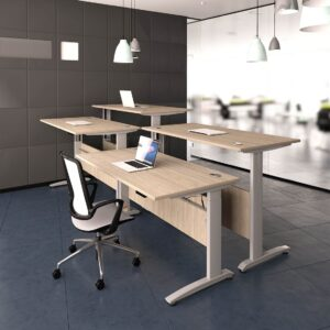 Hawk Height Adjustable Desks