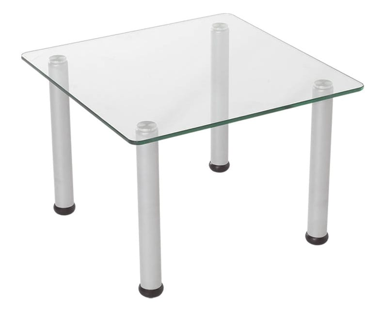 HS034 Glass Square Coffee Table