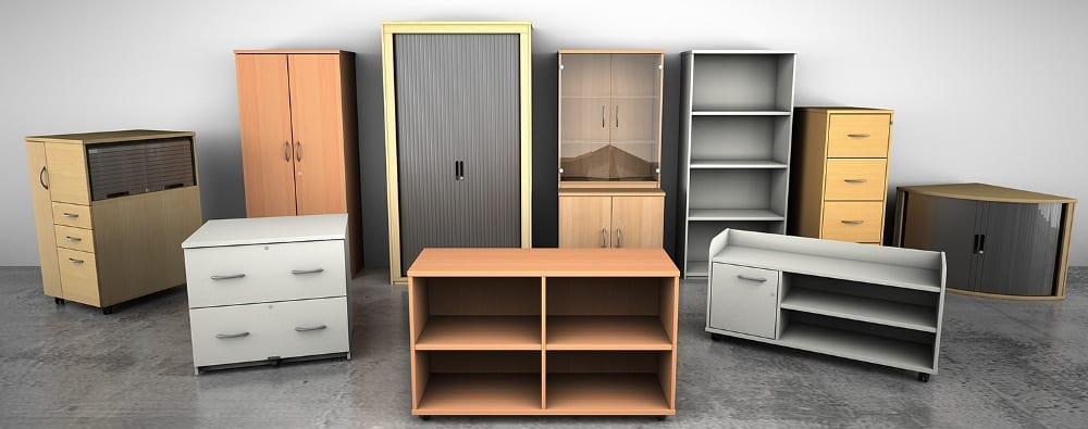 office storage, cupboards, lockers and cabinets