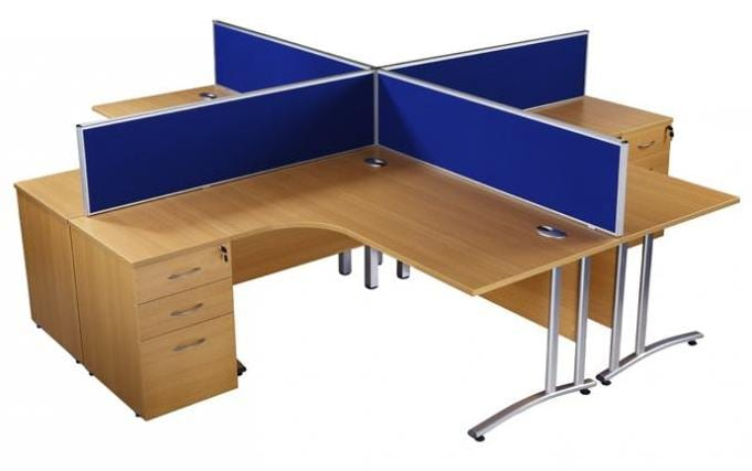 Interiors range desks
