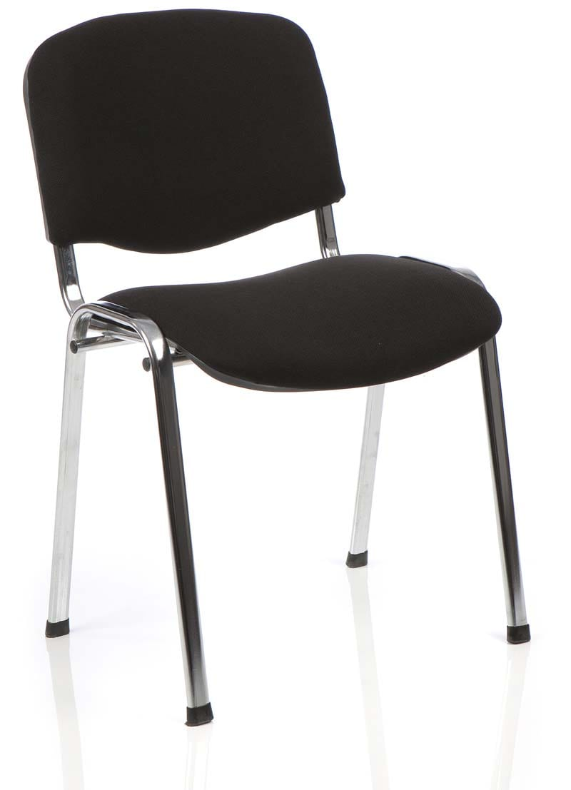 Iso Stacking Chrome Frame Conference Chair Min Order Of 4
