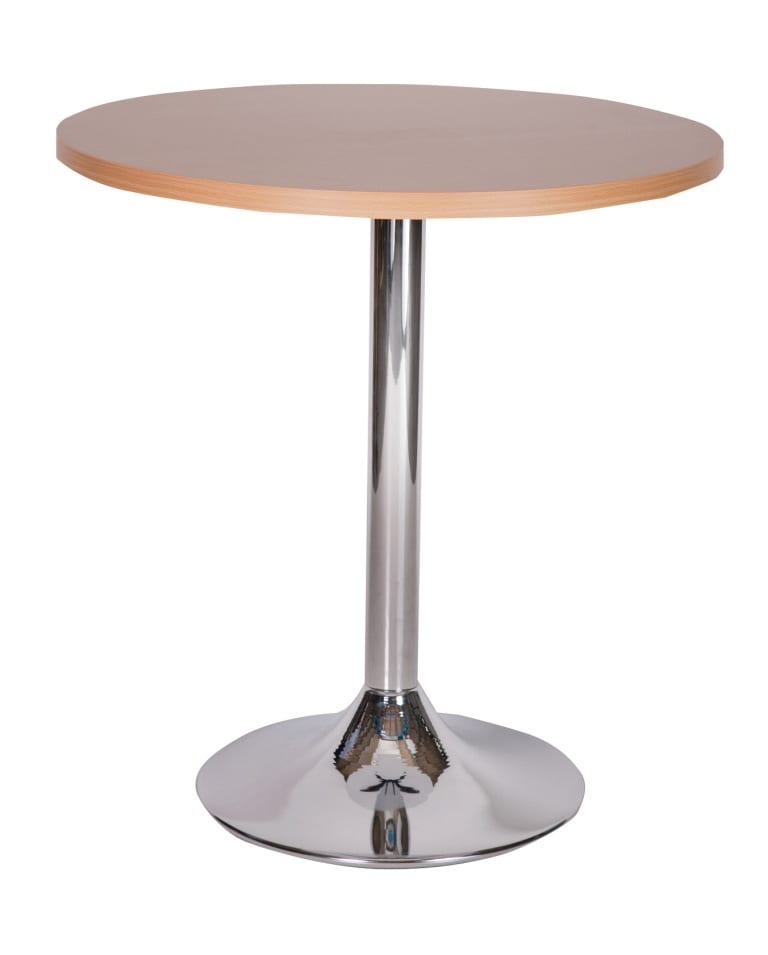 Ramiro chrome trumpet dining base with beech top_edited