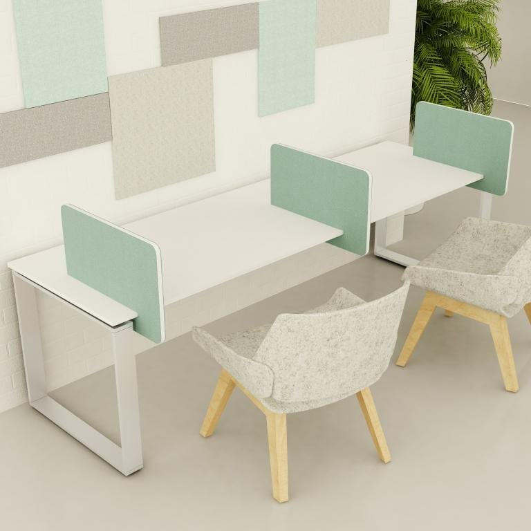 DAKOTA Desk Dividing Screens