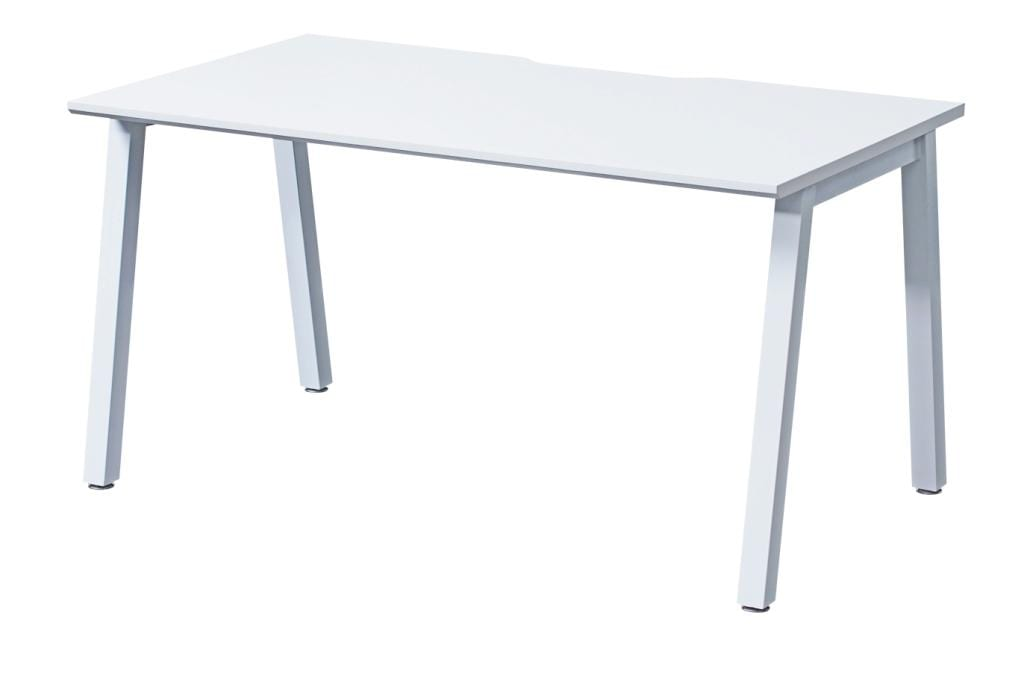 single_bench_desks_sds-1280_silver_frame
