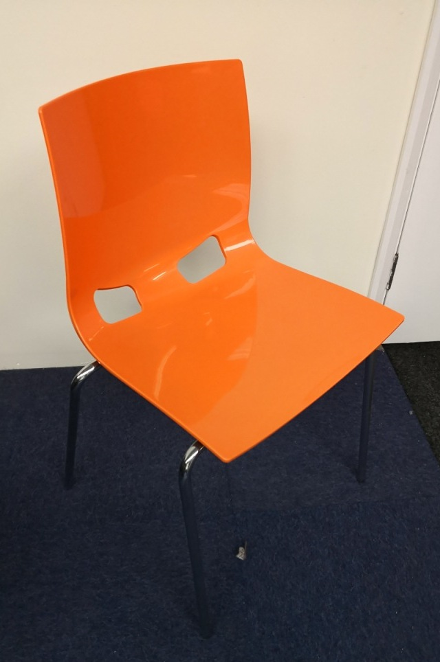 Used Fondo Canteen Chair Somercotes Office Furniture Ltd