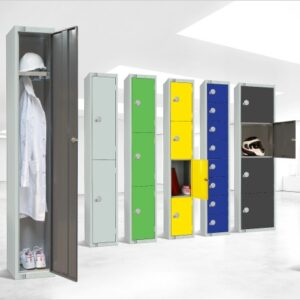 Lockers/Cloakroom