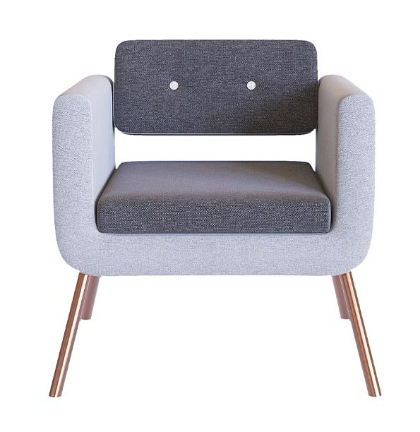 Chinook armchair