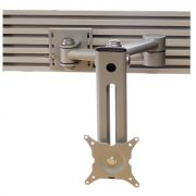 HAFSA-Tool-Rail-Mounted-Monitor-Arm-Silver-1