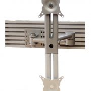HAFSA-Tool-Rail-Mounted-Monitor-Arm-Silver-3