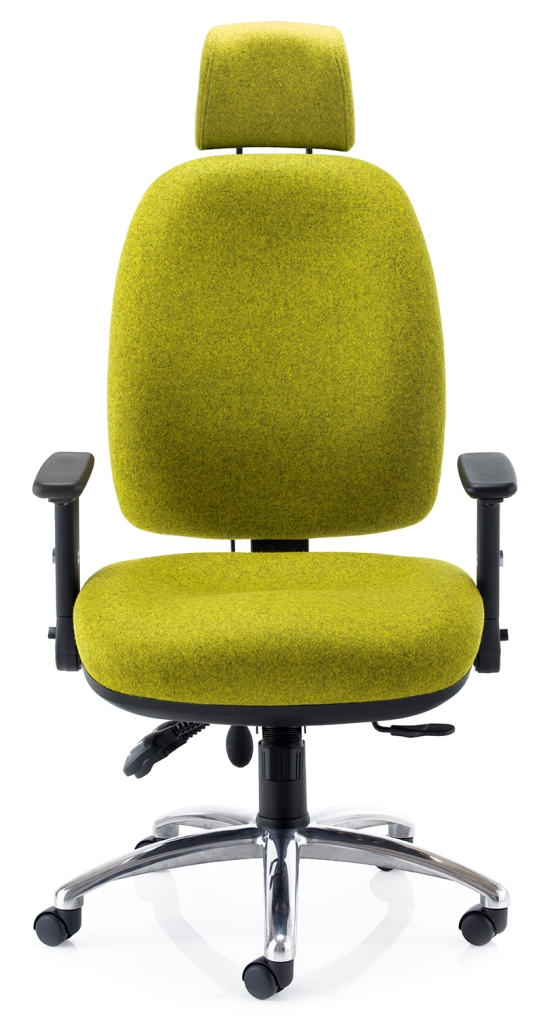Ergo 3 chair - extra large with headrest