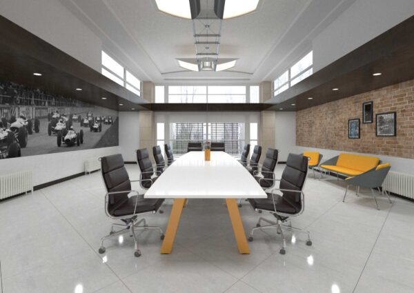 Force Boardroom Table roomshot