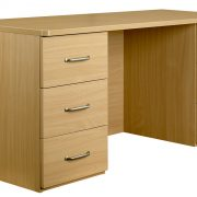 FUSMDDT Dressing Table Double Drawer