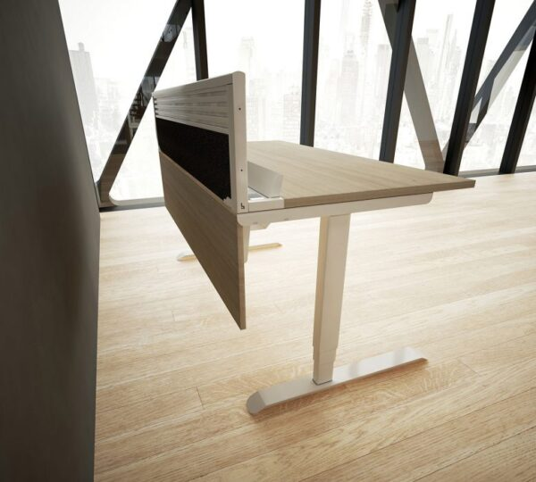 Evolution height adjustable desk