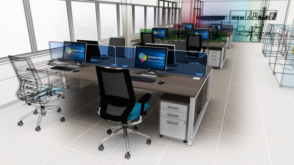 Office Design Executive Office Space Planning Services