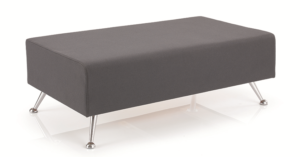 mosaic reception seating double bench seat