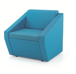 Fusion Reception seating armchair