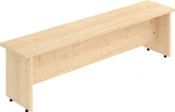 Park Panel end Bench seat