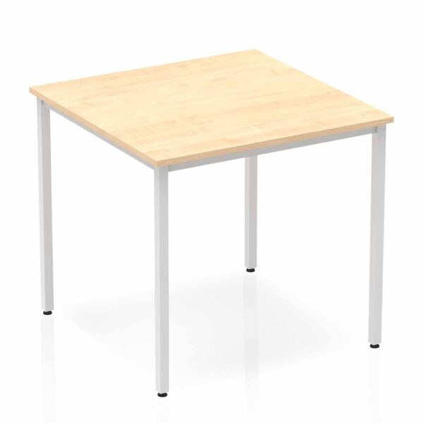 Maple Square Box frame table