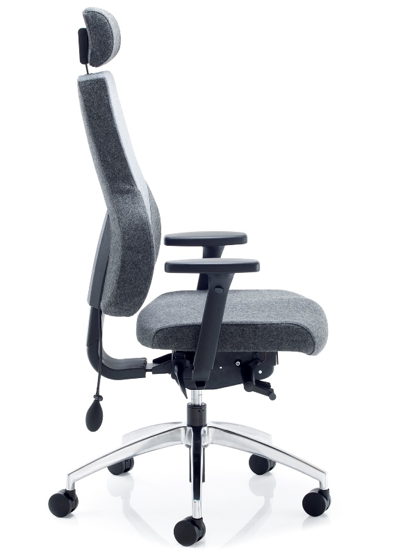 APEX with headrest side view