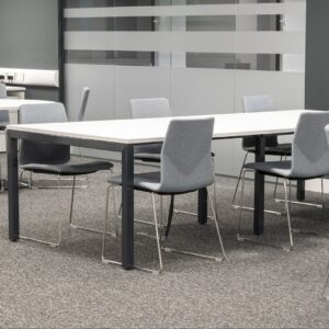 Gianni Goal Post Boardroom Tables
