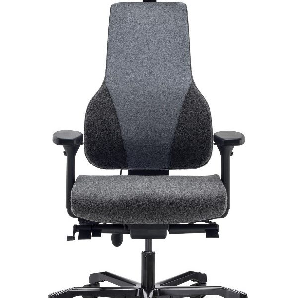 apex posture with black alloy base