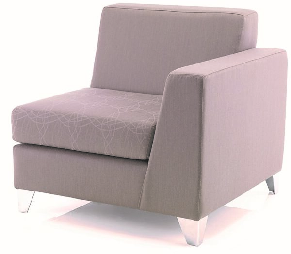 Synergy one arm seat