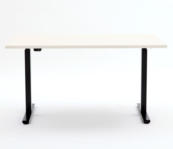 ERGO ELECTRIC in Platinum White with black frame 1