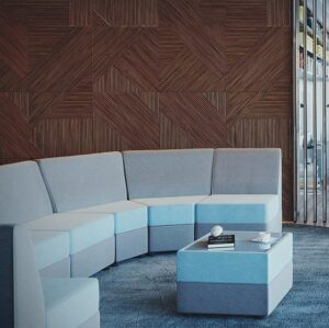 Draft Modular Reception Seating