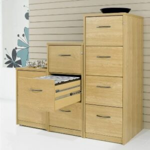 Wooden Filing Cabinets