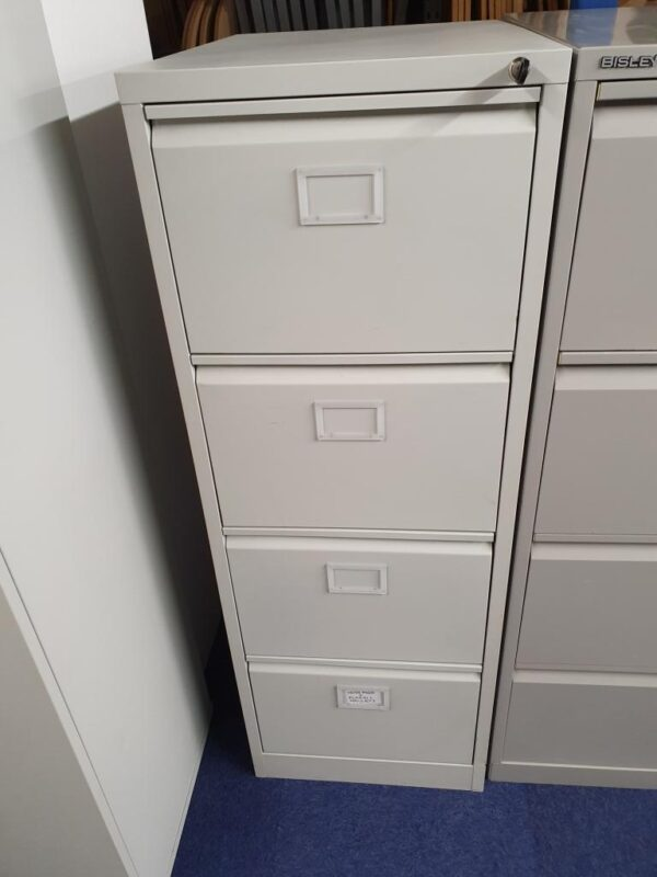 used 4 drawer filing cabinet